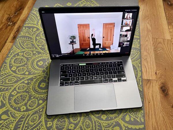 online yoga streaming